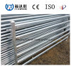 Galvanized Sheep Fencing Panel/Horse Fence with Half Mesh