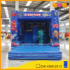 Child Toy Ocean Park Inflatable Bouncer with En14960 Certification (AQ02352)