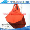 2-30m3 Electro-Hydraulic Clamshell Grab for Marine Usage