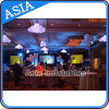 Lighting Inflatable Air Cloud Helium Balloon for Decoration