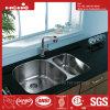 Stainless Steel Undermount Double Bowl Kitchen Sink, Stainless Steel Sink, Sink, Handmade Sink