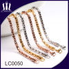 2017 New Arrival Diamond Chain Bridal Necklace