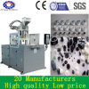 Plastic PE PVC Fittings Rotary Table Injection Molding Machines