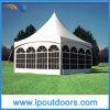 6X6m Outdoor Luxury High Peak Frame Marquee Wedding Tent