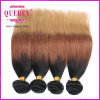 Omber Malaysian Virgin Hair Bundles Cheap Malaysian Human Hair Three Tone Hair Extension