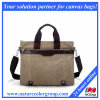 Men′s Canvas Work Handbag Briefcase for Laptop
