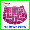 Cheap Soft and Comfort Coral Velvet Pet Mat (WY161057-2A/B)