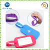 Colors Design PVC Logo Luggage Tag for Travel (JP-LT028)