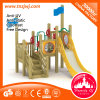 High Quality Wooden Outdoor Play Equipment Wooden Playsets for Sale