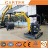 CT18-9d (1.8t&0.04m3) Crawler Multifunction Hydraulic Mini Digger