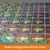 Anti-Counterfeiting 3D Security Holographic Label