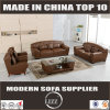 Miami Retro Furniture Italian Top Grain Leather Sofa