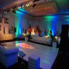 UK Event & Party Pipe and Drape System, Stage Backdrop for Slae