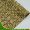 New Design Heat Transfer Adhesive Crystal Resin Rhinestone Mesh (HAYY-1766)