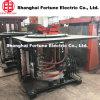 Shanghai Fortune Aluminum/Steel Shell Induction Melting Furnace