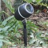 New Style Waterproof IP65 outdoor Landscape LED Lamp QQ Egg Laser Light
