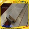 China Supplier Customized 6063t5 Anodized Aluminium Solid Flat Bar
