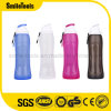 500ml Collapsible Outdoor Camping Silicone Water Bottles
