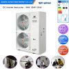 Evi Tech. -25c Cold Winter Floor Heating 100~350sq Meter Room 12kw/19kw/35kw Split System Best Discount Heat Pumps High Cop