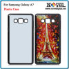 Hot Selling 2D Cell Phone Cover for Samsung Galaxy A7, Cell Phone Case