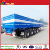 Top Open Side Wall Removable Truck Semi Cargo Box Trailer