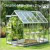 4mm Toughened Ultra Clear Float Glass for Glass Greenhouse