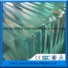 Top Quality Round Shape Polished Edge Tempered Glass Price (4mm, 5mm, 6mm, 8mm, 10mm, 12mm, 15mm, 19mm)