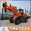 China Mini Wheel Loader with Various Attachments