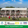PVC Tent with Double Deckers in The Sport Events