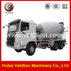 Sinotruk HOWO A7 6X4 Mixer Truck (Argentina)