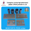 Montorts Slider Peek Used in Textile Machinery Industry High Wear Resistance