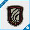 Shield Shape Woven Badge/Label for Uniform
