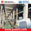 Electric Motor Wet Paint Spraying Line