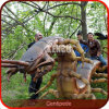 Outdoor Playground Decoration Animatronic Insects for Sale
