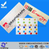 Transparent Color Glossy Permanent Solvent Resistant Printed Logo Labels