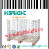 Wire Mesh Euro Pallet Box Cage Container