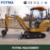 XCMG Xe15 Mini Crawler Excavator