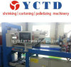 PET bottle shrink packing machine