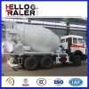 High Quality HOWO 9/12/15cbm Concrete Mixer Truck