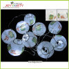"3"" Paper Lantern String Light Christmas Decoration Garland Light"