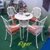High Comfortable Durable Die Casting Aluminum Garden Furniture