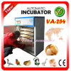 High Hatching Rate of 264 Eggs Cheap Automatic Poultry Incubator