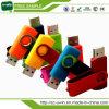 2017 Free Logo Plastic Pen Drive Swivel USB Flash Drive (uwin-003)