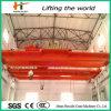 Lh 3~20t Workshop Electric Double Girder Bridge Crane with Hoist