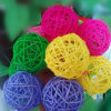 Accept Small Order Weaving Rattan Ball