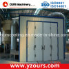 Large-Cyclone Stainless Steel Powder Coating Booth (cabinet)