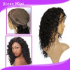 100% Human Curly Lace Wig