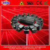 Red 16-Head Mobile Fat-Beam Laser Net for Club Disco