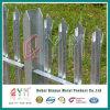 Wholesale Powder Coated Galvanized Steel Fence/ Palisade Fence