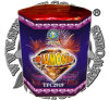 Diamond 19 Shots Cake Fireworks